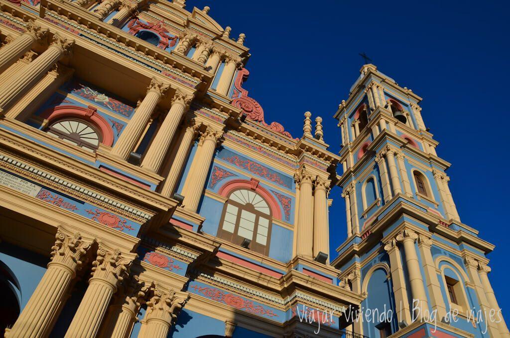 qué hacer en Salta en unos dias - iglesia de la Viña