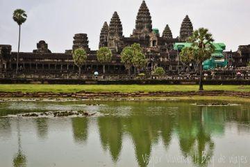 itinerario viajar a Camboya - Angkor