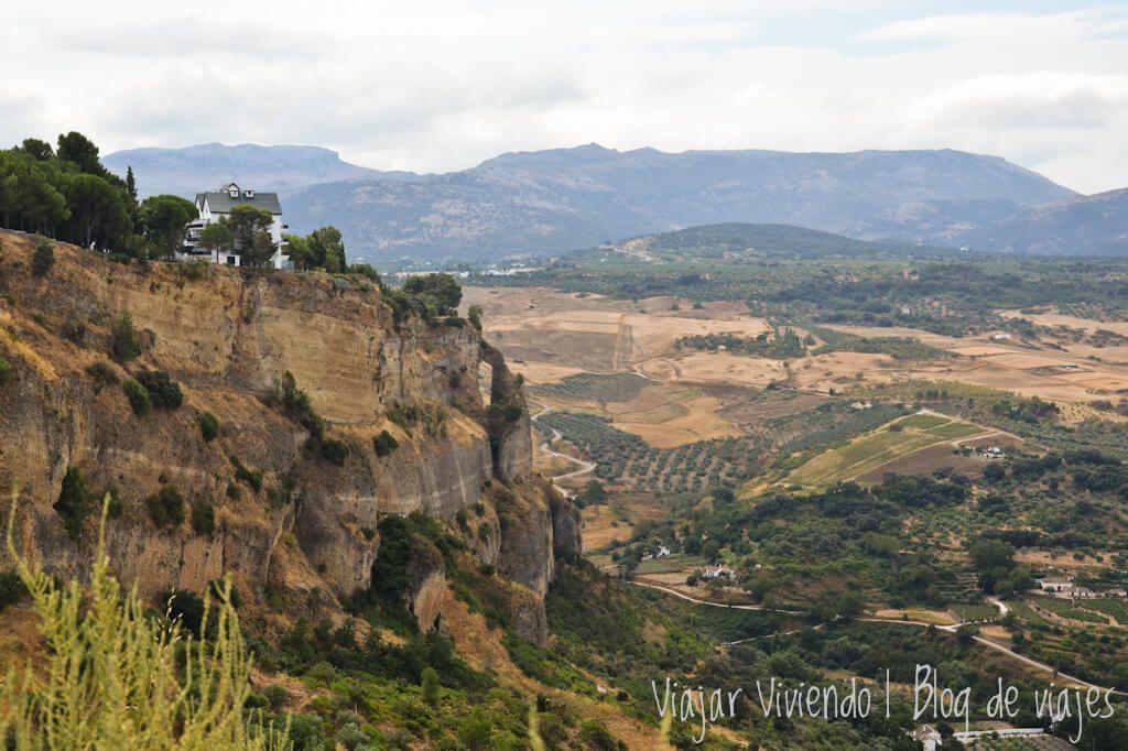 recorrer Andalucía en auto