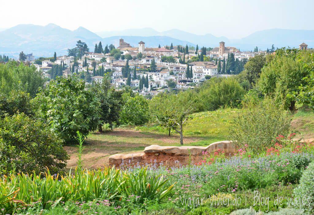 Granada - recorrer Andalucía en auto