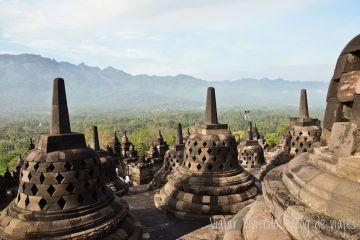 Templo Borobudur - itinerario indonesia