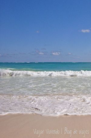 Mar y Playa de Punta Cana