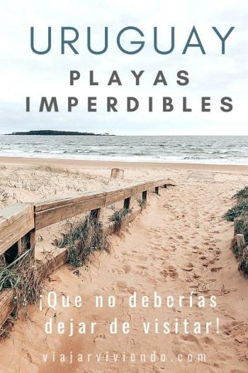 mejores playas de Uruguay