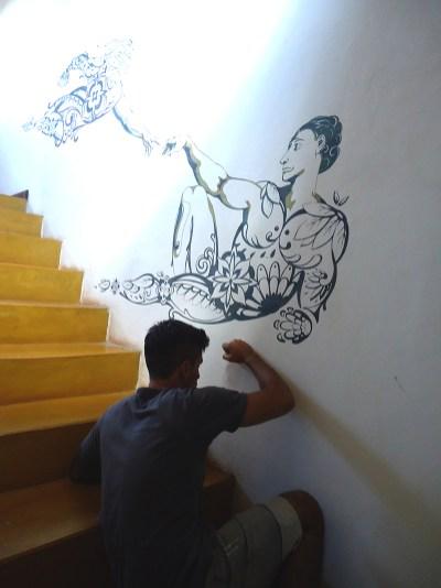 Arte en mandalas
