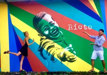 Pedasí Arte, Street Art festival