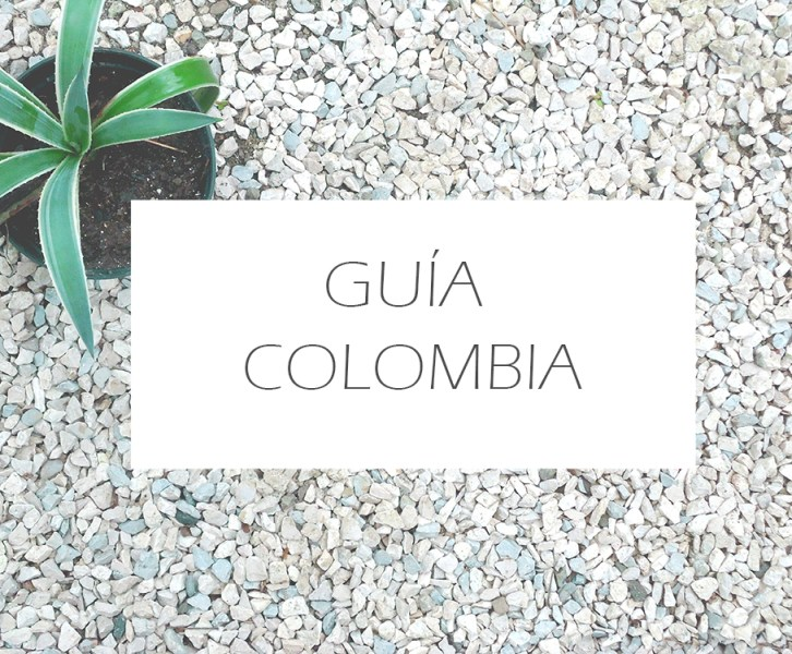 Guía para viajar a Colombia