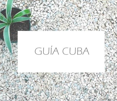 Guía de viajes Cuba