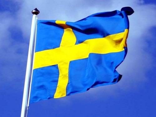 Resultado de imagen para bandera sueca