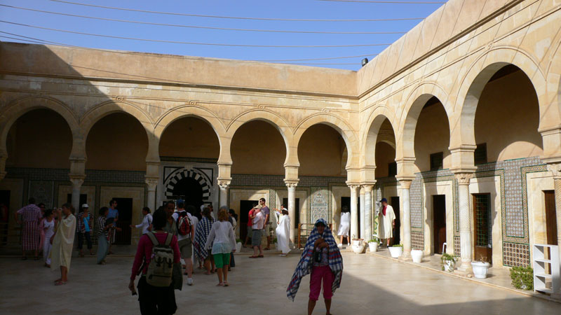 Mezquita del Barbero o de Sidi Sahab
