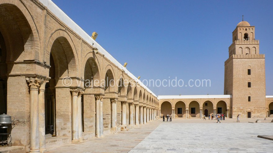 gran-mezquita-kairouan-tunez-viaje