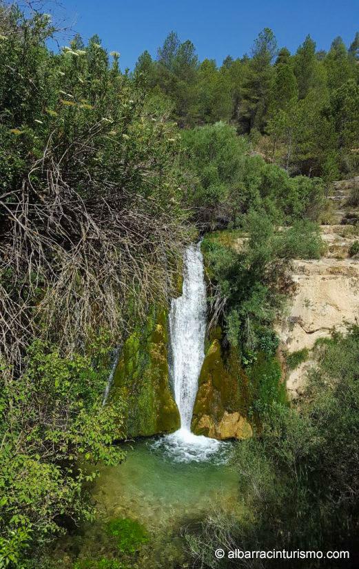 Cascada de la Herrería - Albarracín Turismo