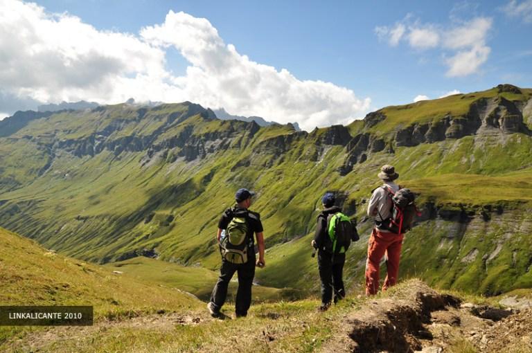trekking-alpes-franceses-chamonix-diosaz-montblanc
