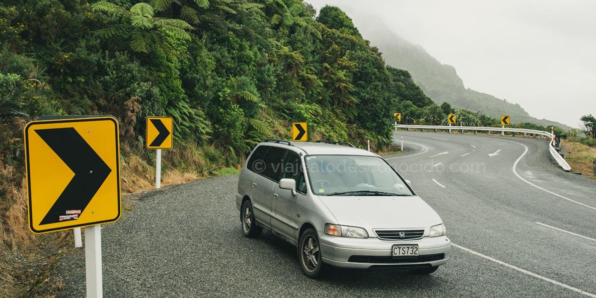 Viaje Roadtrip a Nueva Zelanda