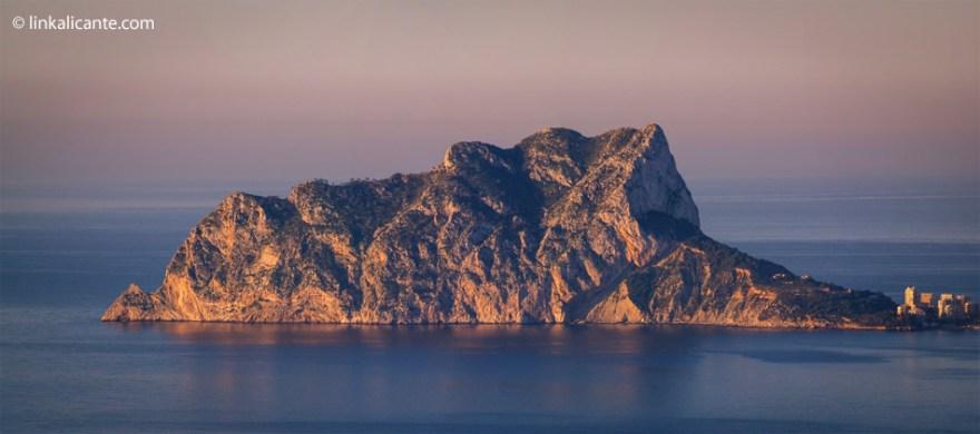 El Penyal d'Ifac, Calpe, Costa Blanca