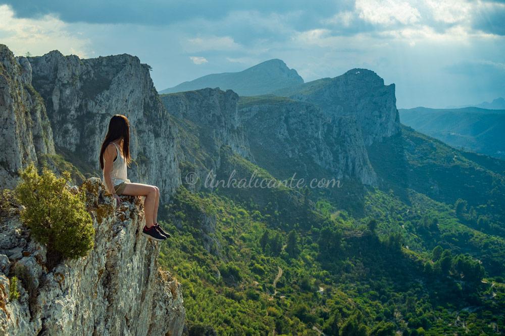 Ruta de los 8 pueblos de la Vall de Gallinera