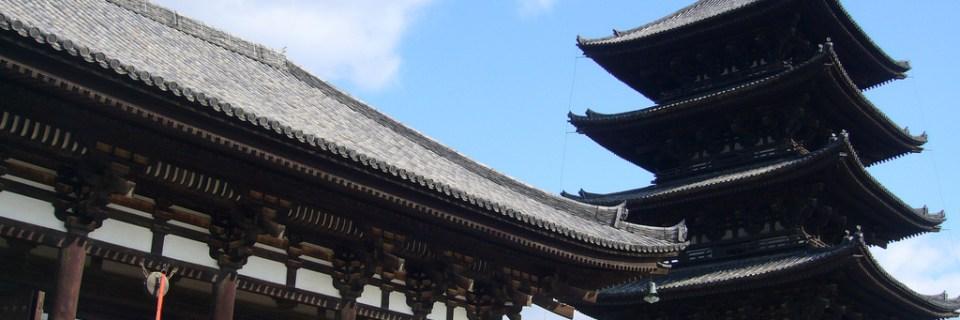 Monumentos budistas de la región de Horyu-ji