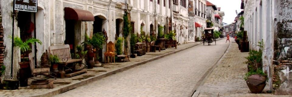 Ciudad histórica de Vigan