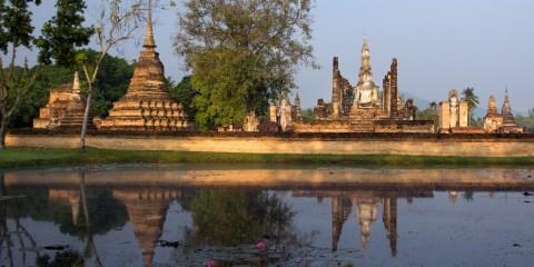 Ciudad histórica de Sukhothai y sus ciudades históricas asociadas