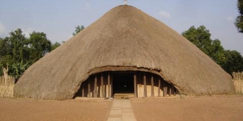 Tumbas de los reyes de Buganda en Kasubi