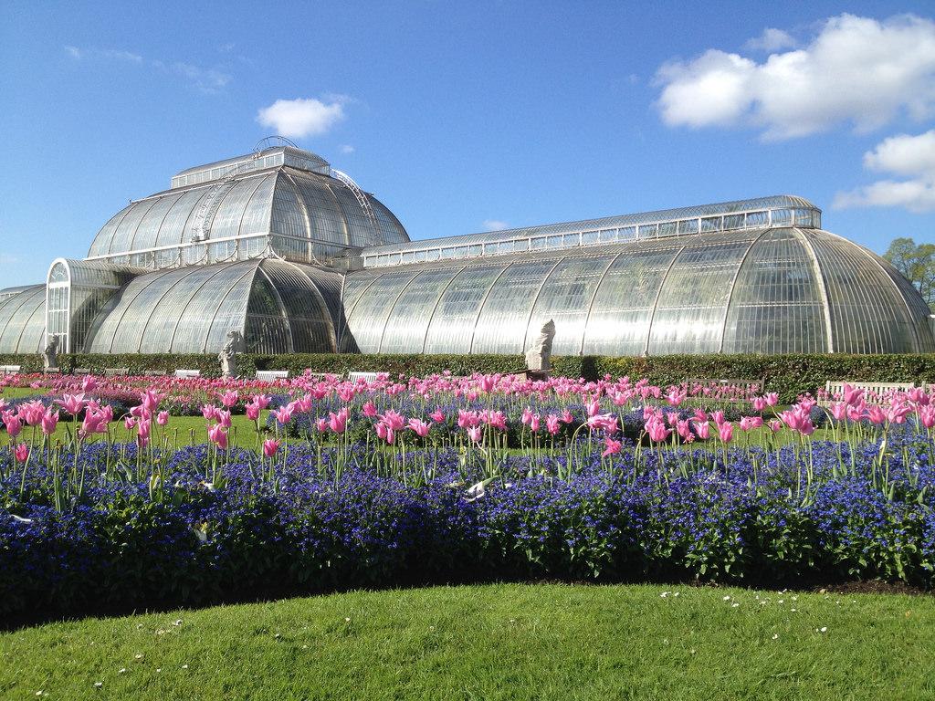 Real Jardín Botánico de Kew - Viaje al Patrimonio