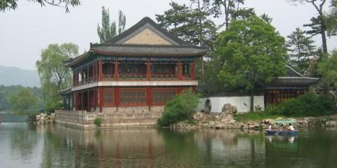 Residencia de montaña y templos vecinos en Chengde