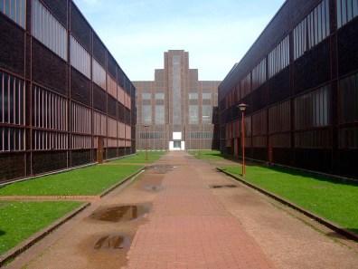 Edificio de oficinas en Zollverein