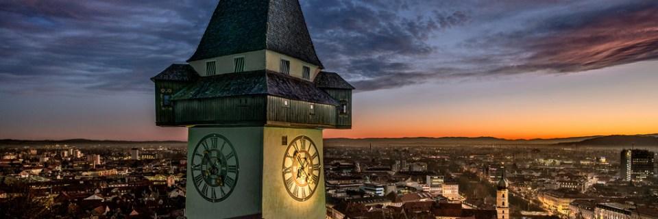 Centro histórico de la ciudad de Graz y palacio de Eggenberg