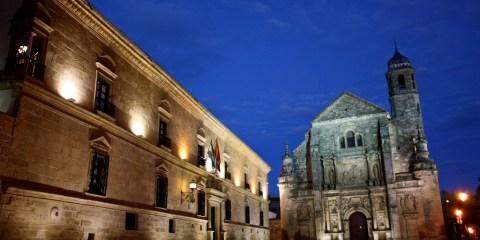 Conjuntos monumentales renacentistas de Úbeda y Baeza