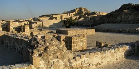 Qal'at Al Bahrein, antiguo puerto y capital de Dilmun