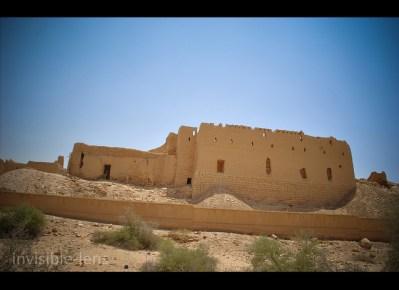 Edificio completo en adobe en Ad-Diriyah