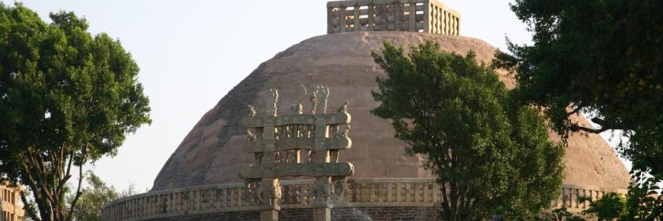 Monumentos budistas de Sanchi