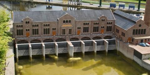 Ir. D.F. Woudagemaal (Estación de bombeo a vapor de D.F. Wouda)