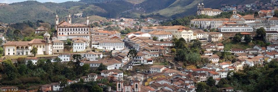 Ciudad histórica de Ouro Preto