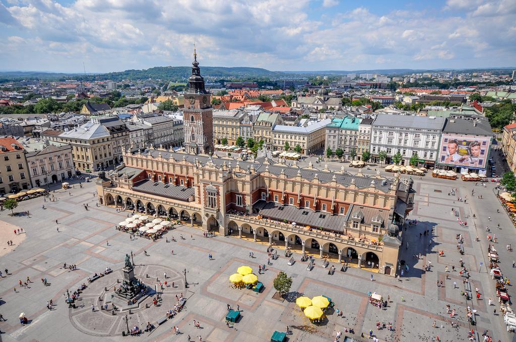 Centro histórico de Cracovia - Viaje al Patrimonio
