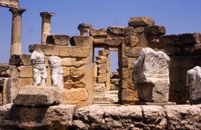 Templo de Apolo en Cirene