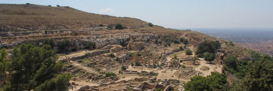 Sitio arqueológico de Cirene