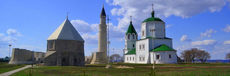 Complejo histórico y arqueológico de Bolgar