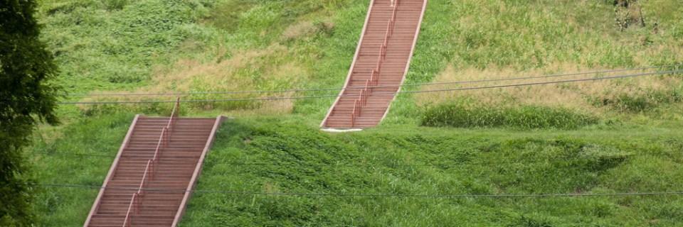 Sitio histórico estatal de Cahokia Mounds