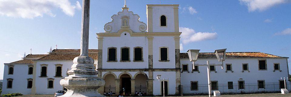 Plaza de São Francisco en São Cristovão