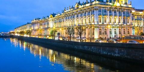Centro histórico de San Petersburgo y conjuntos monumentales anejos