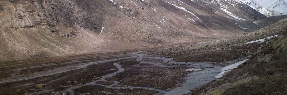 Gran parque nacional de Himalaya