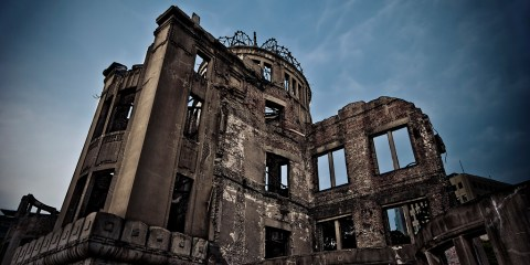 Memorial de la Paz en Hiroshima (Cúpula de Genbaku)