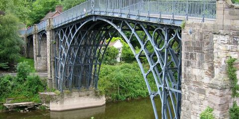 Garganta de Ironbridge