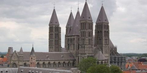 Catedral de Nuestra Señora de Tournai