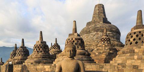 Conjunto de Borobudur