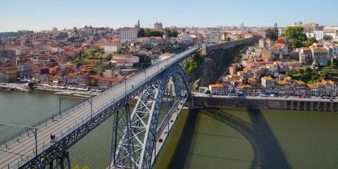 Centro histórico de Oporto