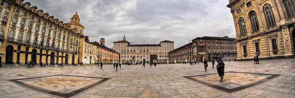 Residencias de la Casa Real de Saboya