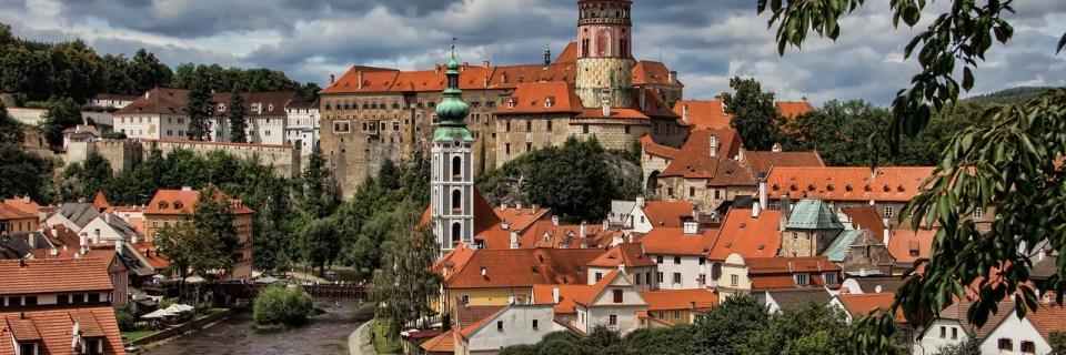 Centro histórico de Český Krumlov