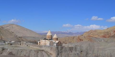 Conjuntos monásticos armenios de Irán