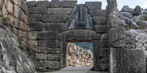 Sitios arqueológicos de Micenas y Tirinto
